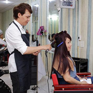 Hair Salon Siêu Thị Tóc Việt Tingtong – Trọn Gói Làm Tóc Cao Cấp – Tặng Hấp Dầu