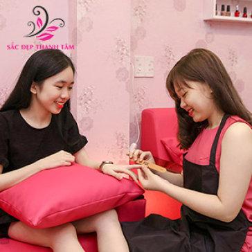 Trọn Gói Dịch Vụ Chăm Sóc Móng Siêu Hấp Dẫn Tại Salon Nails Thanh Tâm