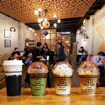 Koreto Coffee - Thưởng Thức Các Món Nước Cực Ngon Lạ Toàn Menu, Không Giới Hạn Số Lượng Voucher