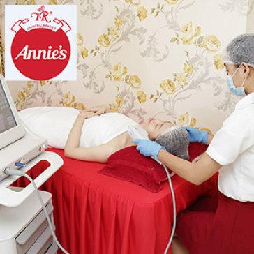 Làm Đẹp Công Nghệ Cao Hifu Siêu Trẻ Hóa Da, Không Cần Phẫu Thuật Chỉ Có Tại Annie Beauty House
