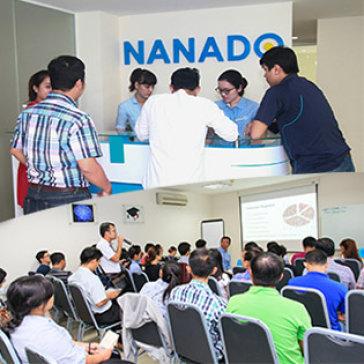 Học Viện Marketing Nanado – Khóa Học Facebook/ Marketing Căn Bản/ Foundation Of Marketing/ Xây Dựng Mô Hình Kinh Doanh