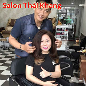 Trọn Gói Làm Tóc Thời Trang - Salon Thái Khang - Tặng Thêm 02 Lần Hấp Dầu Trị Giá 300K
