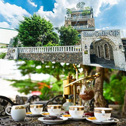 Thử Một Lần Làm Vua Với Belgium Royal Coffee Dành Cho 02-04 Người Tại Stone Castle Cafe