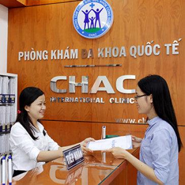 Phòng Khám Đa Khoa Quốc Tế CHAC - Trọn Gói Khám Sức Khoẻ Tổng Quát Cho Người Lớn