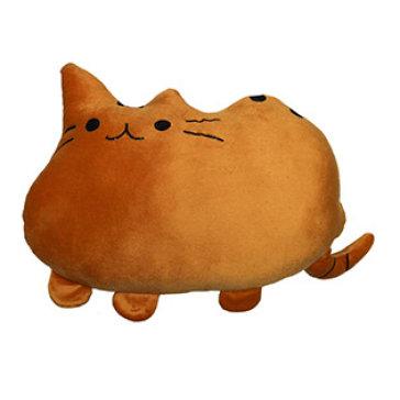 Gối Tạo Hình Mèo Con Ngộ Nghĩnh Êm Ái