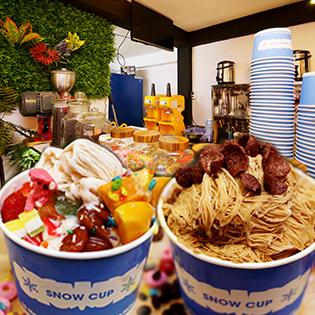 Snow Cup - Kem Tuyết Kiểu Mới Phong Cách Singapore