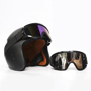 Kính Gắn Nón Phượt UV 500 Che Chắn Bụi Tốt, Bảo Vệ Mắt