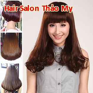 Hair Salon Thảo My - Trọn Gói Làm Tóc Cao Cấp Bằng L'Oreal, Schwarzkopf, Karseell