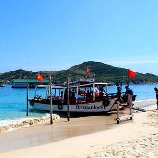 Tour Đảo Bình Hưng – Ninh Chữ – Hang Rái 2N2Đ Xe Giường Nằm – Áp Dụng Lễ, Tết
