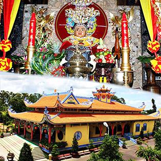 Tour Hành Hương Châu Đốc – Campuchia 3N3Đ – Cao Nguyên Bokor – Biển Sihanoukville – Phnom Penh – Đức Mẹ Mekong