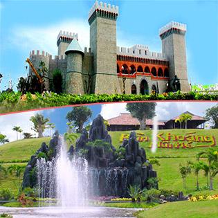 Tour Phan Thiết 2N1Đ – Resort 4* – Tham Quan Núi Chứa Chan – Lâu Đài Rượu Vang – Đồi Cát Bay – Áp Dụng Lễ Tết