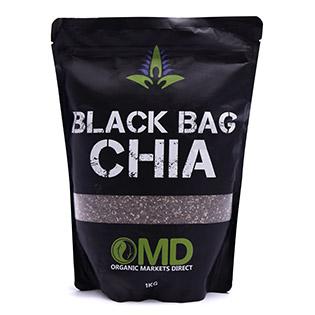 Hạt Chia Túi Đen OMD 1kg - Epco Foods