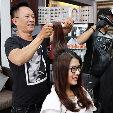 Hair Salon H&H – Trọn Gói Làm Tóc Cao Cấp Bằng L'Oreal, Schwarzkopf, Prosee – Tặng Hấp Dầu