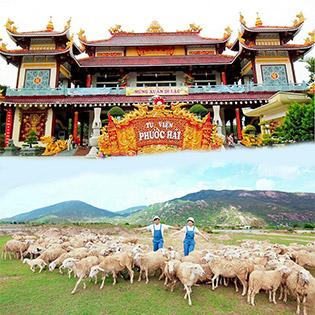 Tour Đồi Cừu – Hồ Cốc – Chùa Bún Riêu 2N1Đ – Nghỉ Resort 3* Irelax Bangkok – Áp Dụng Lễ Tết