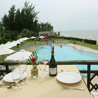 Fiore Resort 4* Phan Thiết 2N1Đ - Phòng Deluxe - Buffet Sáng + Menu Trưa + Lẩu Tự Chọn + 2 Ly Nước Ép + Gối Kê Cổ  - Xe Đưa Đón Từ Phan Thiết Đến Resort - Áp Dụng Tết Tây, Âm Lịch