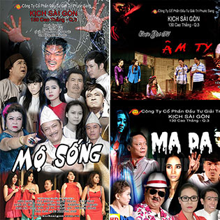 Vé Xem Kịch Tại Sân Khấu Kịch Sài Gòn