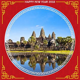 Tour Phnompenh – Siem Reap 4N3Đ – Khám Phá Angkor Wat – Hoàng Cung – Chùa Vàng – Chùa Bạc – Naga World