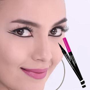 Bút Kẻ Mắt Nước Silkygirl Perfect Sharp Eyeliner - GE0231