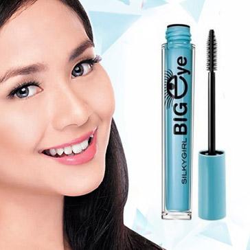Mascara Dày Cong Mi SilkyGirl Big Eye Collagen GR0221