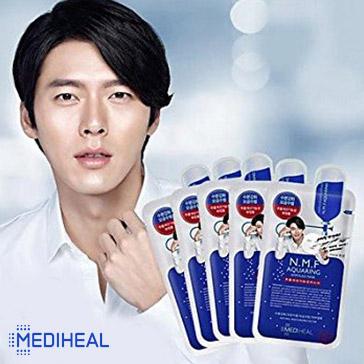 Combo 2 Mặt Nạ Cấp Ẩm Cho Da NMF Mediheal Chính Hãng (Best Seller)