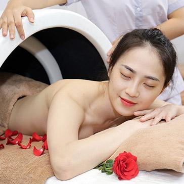 Hấp Trắng Collagen Cực Hot, Trắng Sáng Tự Nhiên Tại Bống Spa & Clinic