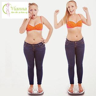 Giới Hạn 99Vc - Tan Mỡ, Giảm Béo Siêu Tốc/ Nâng Cơ RF + Điện Di Vitamin C - TTTM Vianna