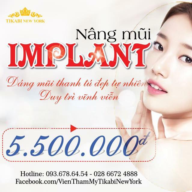 Trọn Gói Nâng Mũi Sụn Implant Cùng Hoa hậu  Việt Nam Thế Giới 2016 - Xuân Thủy Tại TMV Tikabi New York
