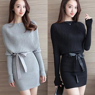 Đầm Len Thu Đông Fashion