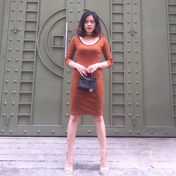 Đầm Body Lady