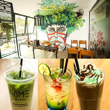 Đến H.O.M.E Cafe Để Tám Chuyện Cùng Bạn Bè Và Thưởng Thức Sen Đá