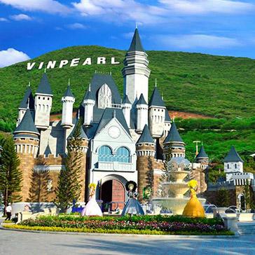 Tour Nha Trang 3N3Đ- Nghỉ KS 3* – Vinpearl Land – Tắm Bùn Khoáng – Nhà Yến  – Viếng Chùa Long Sơn