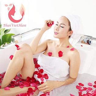Tắm Trắng Từ A-Z Whitening Body – Facial Cho Bạn Làn Da Trắng Đẹp Không Tì Vết – TMV Thái - Việt - Hàn