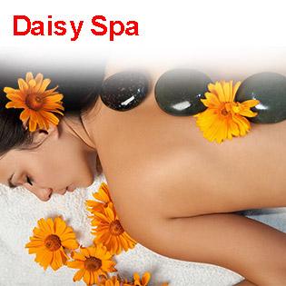 Miễn Tip - (90') Massage Body + Foot + Xông Hơi + Ngâm Bồn + Đắp Mặt Nạ/ Chạy Vitamin C - Daisy Spa