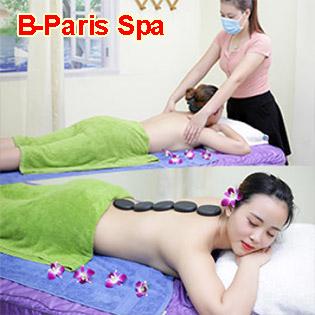 B-Paris Spa - 01 Trong 03 Gói Dịch Vụ Massage Body - Tặng Massage Chân
