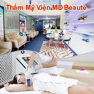 TMV MD Beaute - Triệt Lông Vĩnh Viễn Diode Laser (10 Lần) - BH 05 Năm