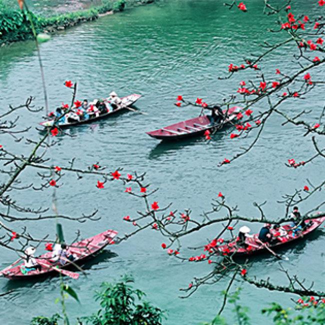 Tour Du Lịch Chùa Hương  - Nam Thiên Đệ Nhất Động 1 Ngày - Khởi Hành Hàng Ngày