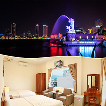Sea Wonder Hotel 2* Đà Nẵng 2N1Đ Sát Biển Mỹ Khê - Miễn Phí Ăn Sáng Buffet