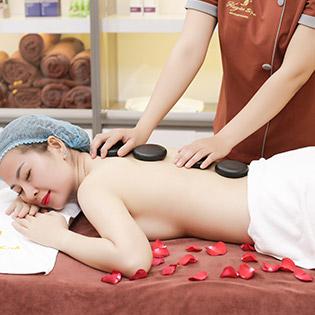(75') Chăm Sóc Da Mặt Cao Cấp + Bắn Cabon Than Hoạt Tính Giúp Da Trắng Hồng  + Đắp Mặt Nạ Phục Hồi Làn Da/ Massage Foot, Massage Body