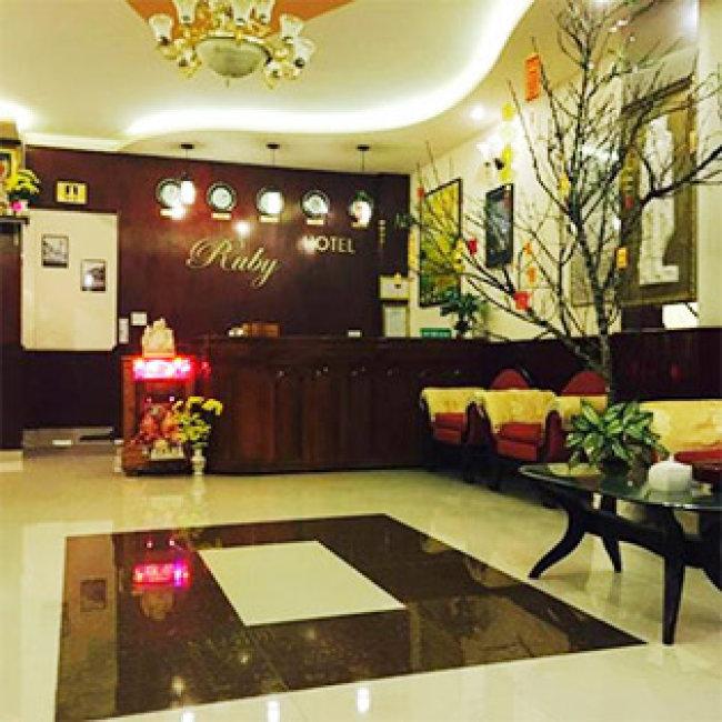 Ruby Đà Lạt Hotel 2* 3N2Đ – Gồm Ăn Sáng – Gần Chợ  Đà Lạt – Dành Cho 02 Khách