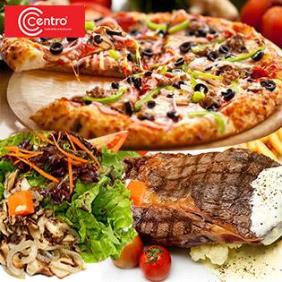 Tổng Hóa Đơn Thanh Toán Toàn Menu – Không Giới Hạn Số Lượng Voucher - Centro Pizza