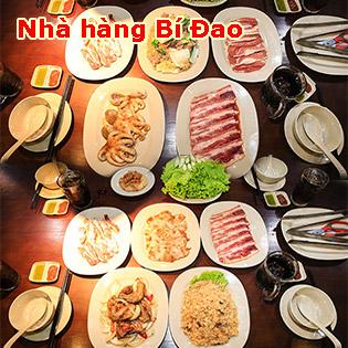 Set 5 Món BBQ Phong Cách Nhật Tại Bí Đao Quán