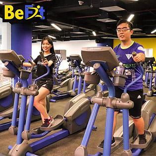 06 Tuần Tập Luyện Đẳng Cấp Cùng Huấn Luyện Viên Thể Hình Tại BeFit Gym