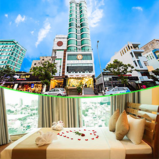 Adina Hotel Đà Nẵng 3* 2N1Đ - Gồm Ăn Sáng - Gần Biển - Không Phụ Thu Cuối Tuần
