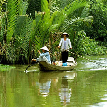 Tour Tết 2018 Miền Tây Sông Nước 1 Ngày: Chợ Nổi Cái Bè – Cù Lao An Bình – Vĩnh Long – Không Phụ Thu Cuối Tuần