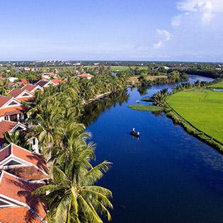 Hội An Riverside Resort & Spa 4* 2N1Đ – Tết Sum Vầy – Tặng Bữa Cơm Truyền Thống Ngày Tết + Miễn Phí Đón Sân Bay