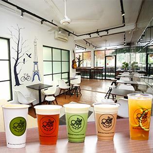 Khám Phá Thế Giới Trà, Trà Sữa Cùng Love Tea & Coffee