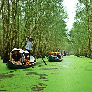 Tour Đảo Bà Lụa 2N2Đ – Khám Phá Rừng Tràm Trà Sư – Resort Hòn Trẹm 4*
