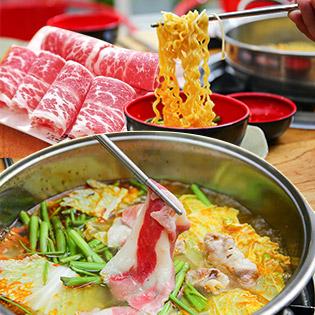 Ưu Đãi Cực Hot: Lẩu 9 Tầng Mây - 500gr Thịt Bò Mỹ Chỉ Có Tại Mama Pepper (Aeon Mall Bình Tân)