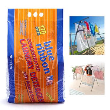 Bột Giặt Blue Ribbon 5kg Nhập Khẩu Mỹ