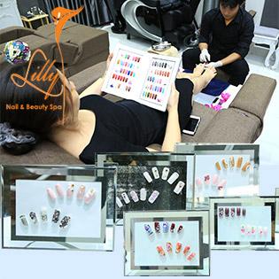 Trọn Gói Dịch Vụ Chăm Sóc Móng Siêu Hấp Dẫn Tại Lilly Nails & Beauty Spa